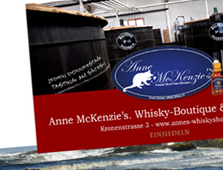 Anne McKenzie's: Corporate Design